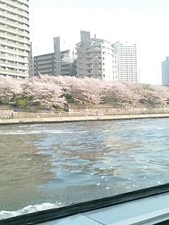 隅田川クルージング