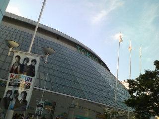 8日目:KAT-TUN@東京ドーム