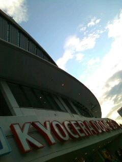 9日目:KAT-TUN@京セラドーム